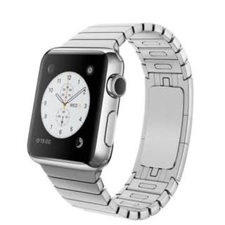 アップル(Apple)の[保証書・保護シール付]Apple Watch 38mm  MJ3E2J/A(その他)