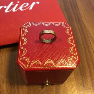 カルティエ(Cartier)のゎたこ様専用♡カルティエ♡ミニラブリング(リング(指輪))