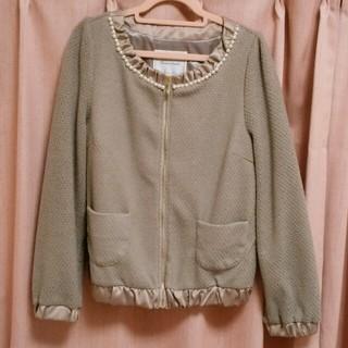 クチュールブローチ(Couture Brooch)のクチュールブローチ☆ブルゾン(ブルゾン)
