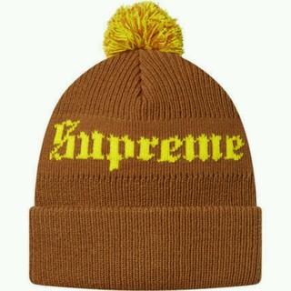 シュプリーム(Supreme)の値下げ! Supreme ニット帽 / ビーニー (ニット帽/ビーニー)