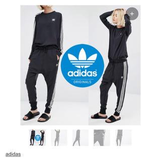アディダス(adidas)のアディダス オリジナル シフォンパンツ サルエル(サルエルパンツ)