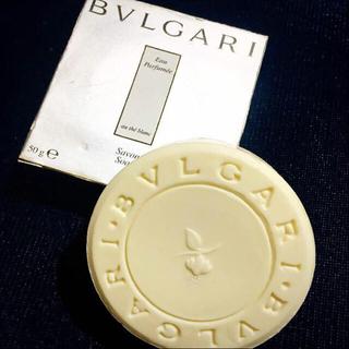 ブルガリ(BVLGARI)のお値下げ ブルガリ 石鹸(ボディソープ / 石鹸)