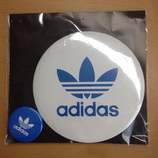 アディダス(adidas)のadidas缶バッチ(その他)