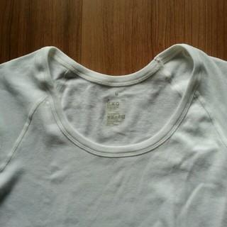 ムジルシリョウヒン(MUJI (無印良品))の未使用!ノースリーブTシャツ(Tシャツ(半袖/袖なし))