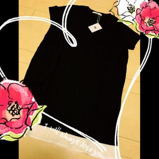 スライ(SLY)の=SLY= シンプルロングT(Tシャツ(半袖/袖なし))