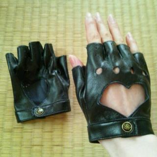 ワンスポ(one spo)の【28日まで取置き中】(手袋)