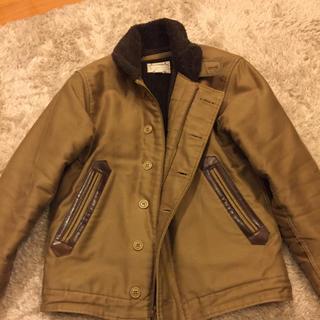キャリー(CALEE)のTROPHY CLOTHING デッキジャケット(ミリタリージャケット)