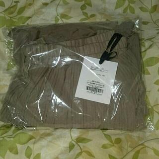 ニーナミュウ(Nina mew)の新品タグつきプリーツスカート(ロングスカート)