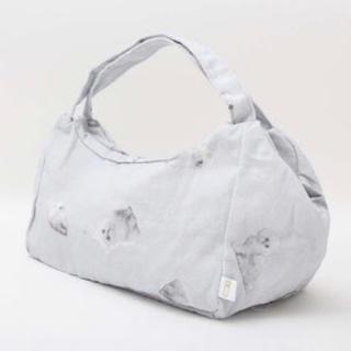 アイ(i)のi × mini ネコ柄バッグ(ハンドバッグ)