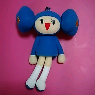 コーチ(COACH)のポピー マスコット人形(ぬいぐるみ)