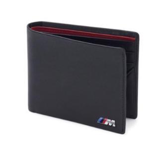 ビーエムダブリュー(BMW)の定価一万五千円 BMW 二つ折り財布(折り財布)