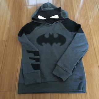 エイチアンドエム(H&M)のバットマン パーカー 120(ジャケット/上着)