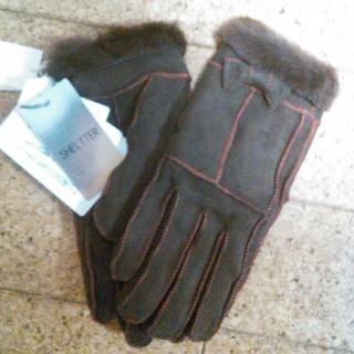スライ(SLY)のSHEL'TTER 手袋(手袋)