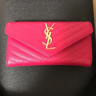 イヴサンローランボーテ(Yves Saint Laurent Beaute)のイブサンローラン長財布(長財布)