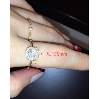 新品ダイヤモンド0.5ctカラットリング(リング(指輪))