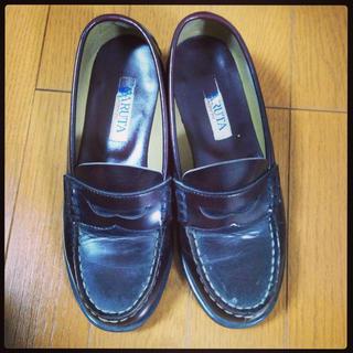 HARUTA.ローファー(ローファー/革靴)