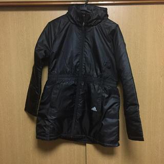 アディダス(adidas)の新品 S アディダス ダウンジャケット ブラック(ダウンジャケット)