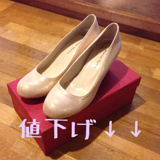 オリエンタルトラフィック(ORiental TRaffic)の☆新品•ヒールパンプス☆(ハイヒール/パンプス)