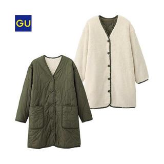 ジーユー(GU)のゆい様専用♡Lサイズ(ノーカラージャケット)