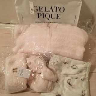 ジェラートピケ(gelato pique)のジャラート ピケ 福袋 gelatopiqué ジェラピケ(ルームウェア)