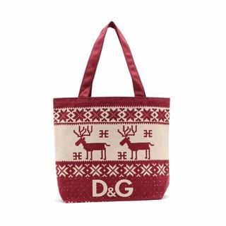 ディーアンドジー(D&G)のD&G☆ノルディック柄トートバッグ(トートバッグ)