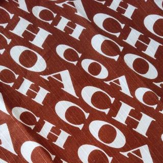 コーチ(COACH)の非売品・新品・未使用 COACH 風呂敷 綿100%(その他)