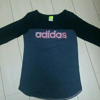 アディダス(adidas)のアディダスのTシャツ(Tシャツ(長袖/七分))