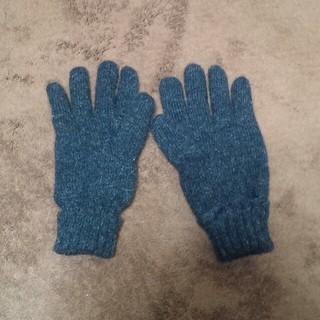 ムジルシリョウヒン(MUJI (無印良品))の男女使用可能 手袋(手袋)