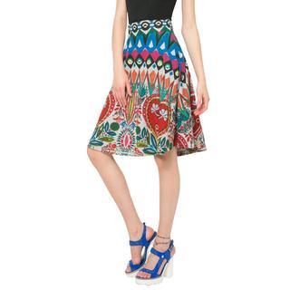 デシグアル(DESIGUAL)の新品☆Desigual フレアスカート marte(ひざ丈スカート)