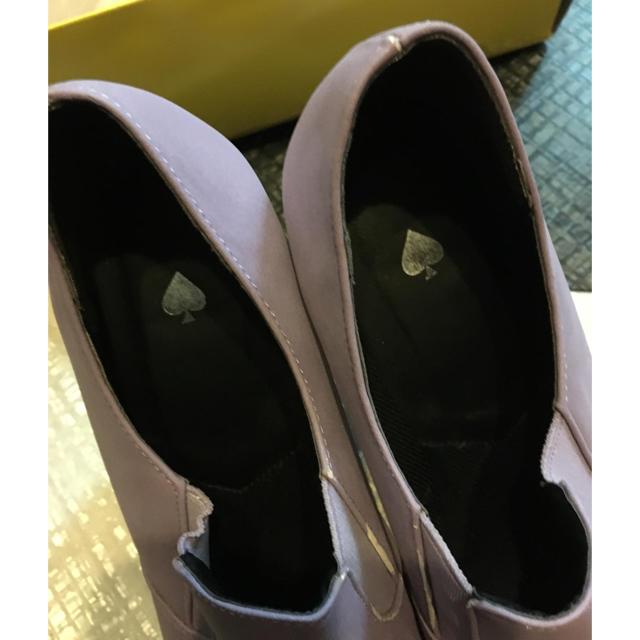 ラベンダーパンプス◆M◆24.0〜24.5◆厚底インソール レディースの靴/シューズ(ハイヒール/パンプス)の商品写真
