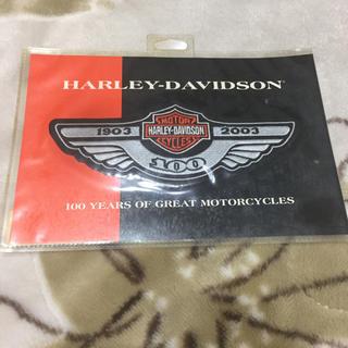 ハーレーダビッドソン(Harley Davidson)のワッペン(その他)