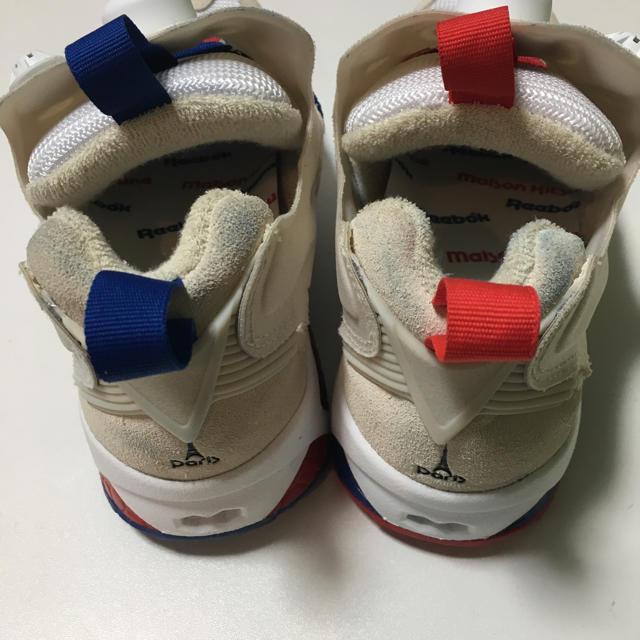 MAISON KITSUNE'(メゾンキツネ)のメゾンキツネ ポンプフューリー レディースの靴/シューズ(スニーカー)の商品写真