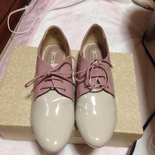 ランダ(RANDA)のRANDA マニッシュシューズ(ローファー/革靴)