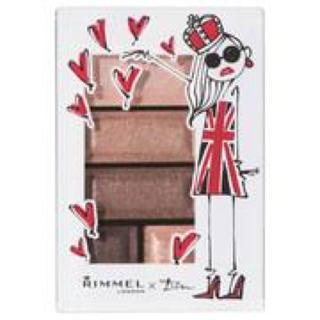 リンメル(RIMMEL)のリンメル ショコラスイートアイズ 009(アイシャドウ)