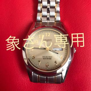 ヴァガリー(VAGARY)のソーラー時計!vagaryメンズ腕時計!(腕時計(アナログ))