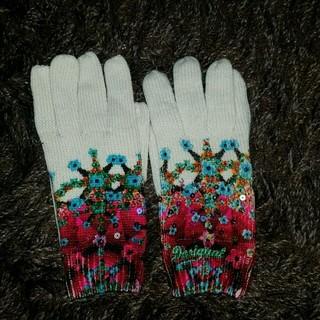 デシグアル(DESIGUAL)の新品未使用 Desigual 手袋(手袋)