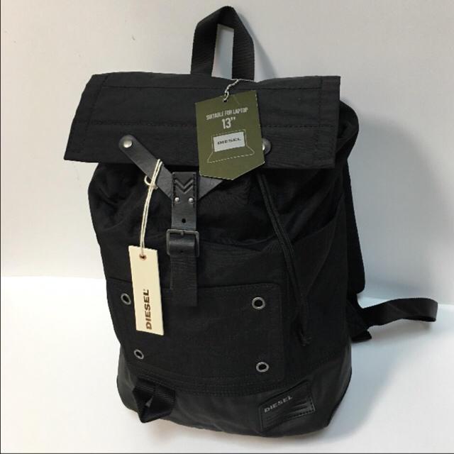 11c382f444672e DIESEL(ディーゼル)のDIESEL バックパック リュック ディーゼル ヒップバッグ メンズのバッグ(
