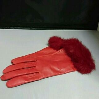 クロエ(Chloe)のクロエ 革手袋(手袋)