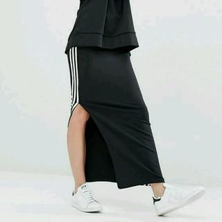 アディダス(adidas)のadidas originals 3 STRIPES LONG SKIRT  (ロングスカート)