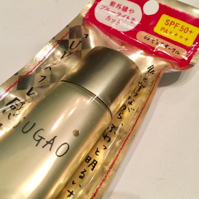 ロート製薬(ロートセイヤク)の未使用★SUGAO★DDクリーム コスメ/美容のベースメイク/化粧品(BBクリーム)の商品写真