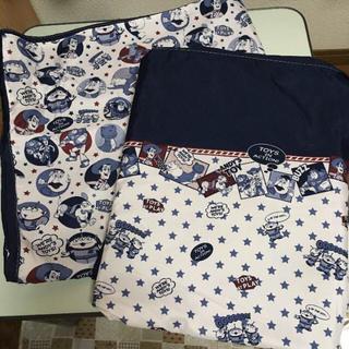 シマムラ(しまむら)のトイストーリー☆ベッドシーツ、掛け布団カバーセット(シーツ/カバー)