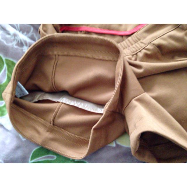 ☆新品☆ ブラウンショートパンツ レディースのパンツ(ショートパンツ)の商品写真