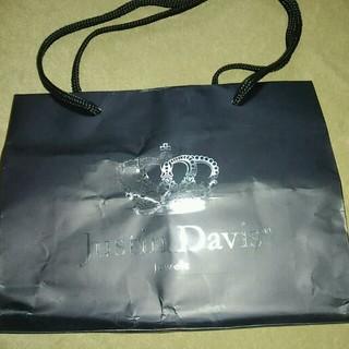 ジャスティンデイビス(Justin Davis)のジャスティンデイビス 空紙袋1枚(ショップ袋)