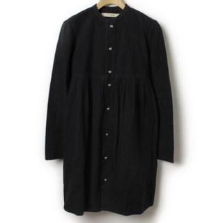 トリプティック(TRIPTYCH)のワンピース ブラック TRIPTYCH 長袖ワンピース(ひざ丈ワンピース)