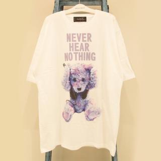 ミルクボーイ(MILKBOY)のMILK BOY    BIG  shirt(Tシャツ/カットソー(半袖/袖なし))