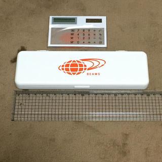 ビームス(BEAMS)のBEAMS ビームス ペンケース と 電卓(ペンケース/筆箱)
