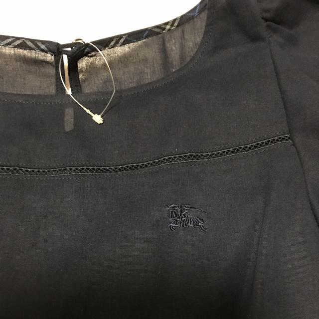 BURBERRY(バーバリー)のバーバリーブルーレーベルのブラウス レディースのトップス(シャツ/ブラウス(半袖/袖なし))の商品写真