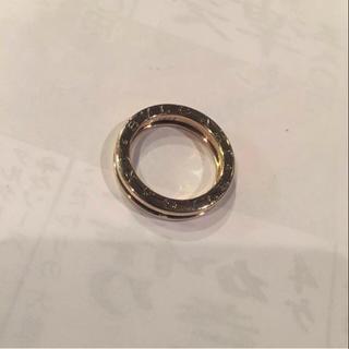 ブルガリ(BVLGARI)の美品 ブルガリ ビーゼロワン リング(リング(指輪))