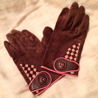 エディットフォールル(EDIT.FOR LULU)の本革 レザーグローブ(手袋)