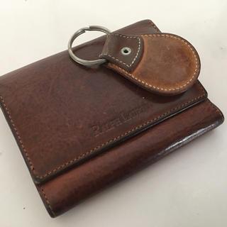 ラルフローレン(Ralph Lauren)のラルフローレン 短財布・キーリングセット(折り財布)